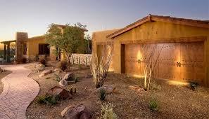 Desert Landscape Ideas by Desert Landscape Ideas For Exterior Home Design