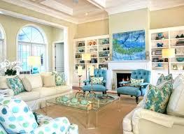 Coastal Living Room Chairs Living Room Designs 48 Beautiful Beachy Living Rooms Coastal For