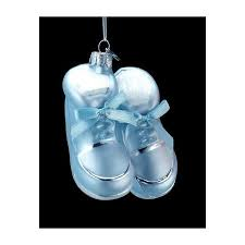 baby bootie ornament cheap baby 1st christmas ornament find baby 1st christmas