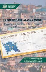 exporting the alaska model springerlink