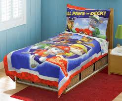 Bedding Sets Blue Amazon Com Paw Patrol 4pc Toddler Bedding Set New Blue Fits