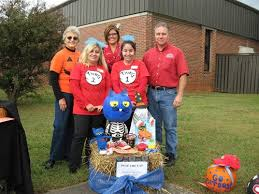Decorated Pumpkins Contest Winners Troup County System