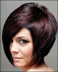 high and low highlights on short hair how to find right highlights for your hair color black hair