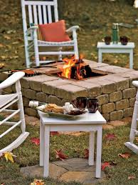 How To Build Outdoor Furniture by 57 Inspiring Diy Outdoor Fire Pit Ideas To Make S U0027mores With Your