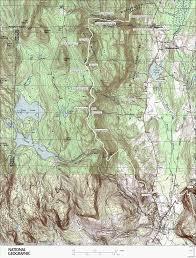 Connecticut mountains images Appalachian trail hiking map bear mountain gif