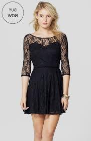 black dresses for juniors with sleeves naf dresses