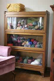 Yarn Storage Cabinets A Crafty Corner Yarn Storage Apothecaries And Yarns