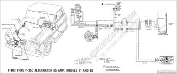 1965 Ford F100 Starter Solenoid Wiring Diagram 1965 Ford F100