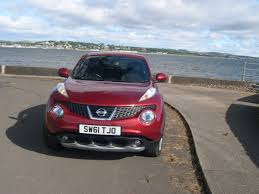2011 nissan juke acenta premium nissan juke acenta premium dig t 1 6 5 door hatchback in red