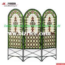 Quatrefoil Room Divider Glass Divider Bizrice