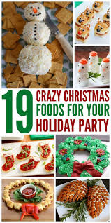 Foods For Christmas Party - en iyi 17 fikir creative christmas food pinterest u0027te