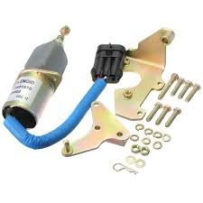Dodge Ram Cummins 0 60 - diesel fuel shut off stop solenoid 3931570 for dodge ram cummins