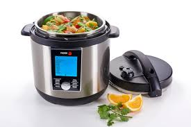 lux lcd electric multicooker product features fagor