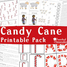 legend of the candy candy printable pack proverbial homemaker