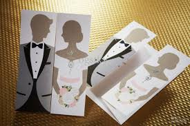 creative wedding invitations wedding invitation card steps to prepare it interclodesigns