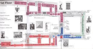 louvre floor plan museu do louvre em paris dicas de paris e frança