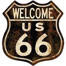 floor and decor logo welcome route 66 shield floor decal floor stickers