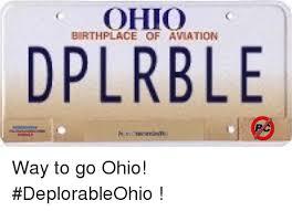 Way To Go Meme - ohio birthplace of aviation way to go ohio deplorableohio