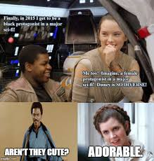 Lando Calrissian Meme - aren t they cute imgflip