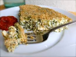 Spinach Quiche With Cottage Cheese by Spinach And Feta Crustless Quiche U2022 Simple Nourished Living