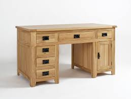 Office Wood Desk by Solid Wood Desks For Home Office Online Oak Furniture Solutions