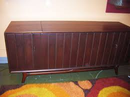 1960 u0027s zenith stereo console gorgeous cabinet with louvered