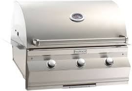 Built In Gas Grills Fire Magic C540i1t1n 36 Inch Built In Gas Grill With 540 Sq In