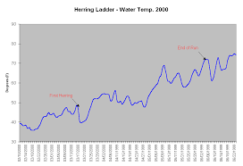Cape Cod Water Temp - herring regulations