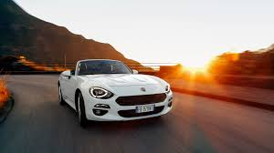 2017 fiat 124 spider wallpapers u0026 hd images wsupercars