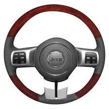 charcoal black jeep b i jeep wrangler 4 doors 2014 2017 premium design steering wheel