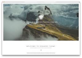 30 best full screen wordpress themes 2017 colorlib