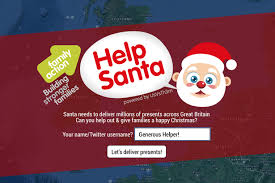 deliver presents help santa can you help santa deliver presents in your town and
