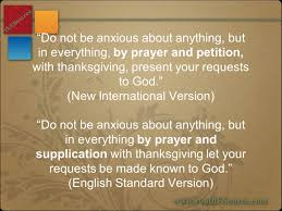 in everything a two part bible study about prayer ppt