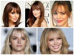 long haircuts for women with high hairlines amazing cool hairstyles for big forehead and round face