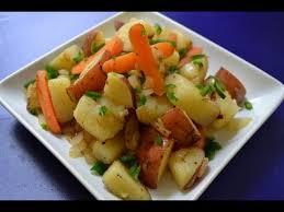 How To Make The Perfect How To Make The Perfect Potato Side Dish Mmmm Goood Youtube