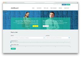Best Resume Upload Site by Top 10 Html5 Job Board Websites Templates 2016 Colorlib
