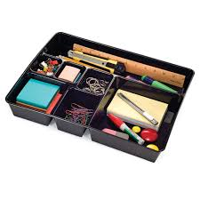 Desk Drawer Organizer Officemate Oic Achieva Drawer Tray Recycled