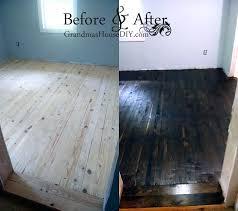 Refinishing Wood Floors Without Sanding Staining Hardwood Floors Gray Hardwood Floors In Refinishing Oak