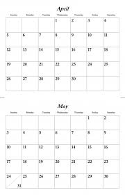 april may 2015 calendar template free stock photo public domain