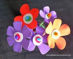 flores de foamy flores de foami fáciles manualidades euroresidentes