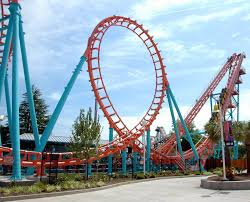 thrilling vacations scariest amusement park rides in the u s