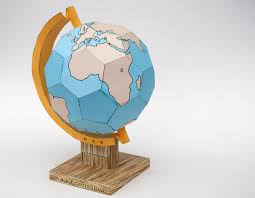 hello wonderful 9 creative globes to make for earth day