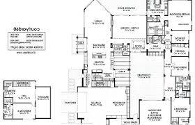 plan of a house modern house plans 36 new prime courtyard style plan scheme mountain