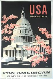 Washington travel and tourism images 367 best vintage travel posters images adidas jpg