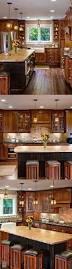 traditional craftsman kitchen design with kitchen island dura