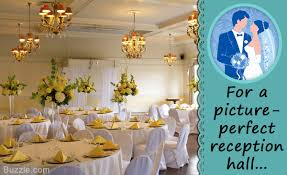 decorate 7 ideas on how to decorate a reception hall to make it stand out