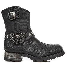 black leather moto boots python pattern leather motorcycle boots w flames may take up to