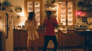 Kitchen Tvs by Meet Aziz Ansari U0027s Master Of None Love U0026 Amal Clooney Look Alike
