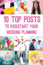 planning my own wedding 10 posts to kick start wedding planning bespoke wedding