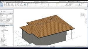 tetto padiglione revit tetto a padiglione